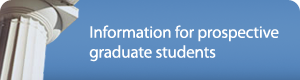Information for Prospective Graduate Students